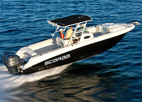30 Scarab Offshore Sport